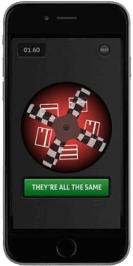 The AlertMeter (distress detector)